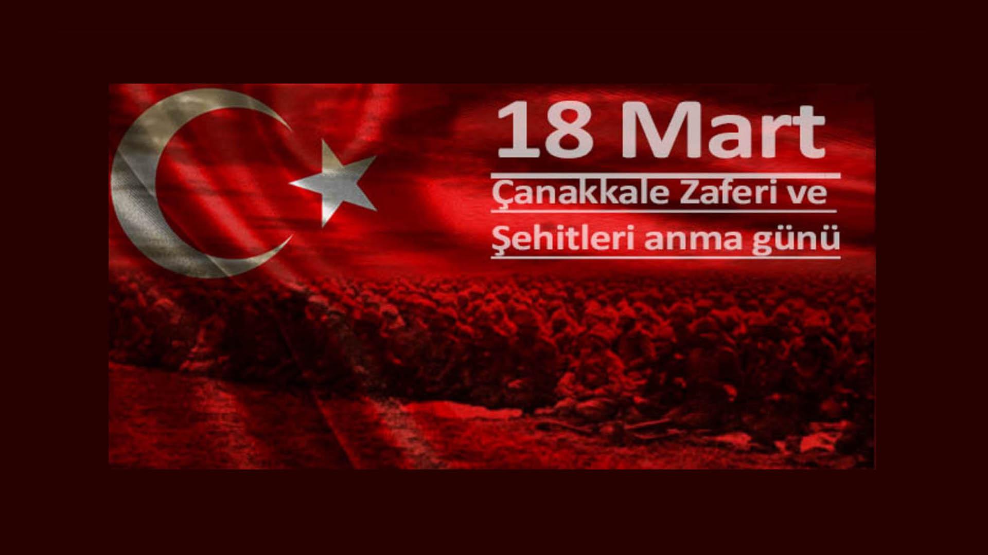 """KESOB Başkanı Bahamettin ÖZTÜRK """"Çanakkale Zaferi, Türk ve Dünya tarihinde önemli bir dönüm noktasıdır."""