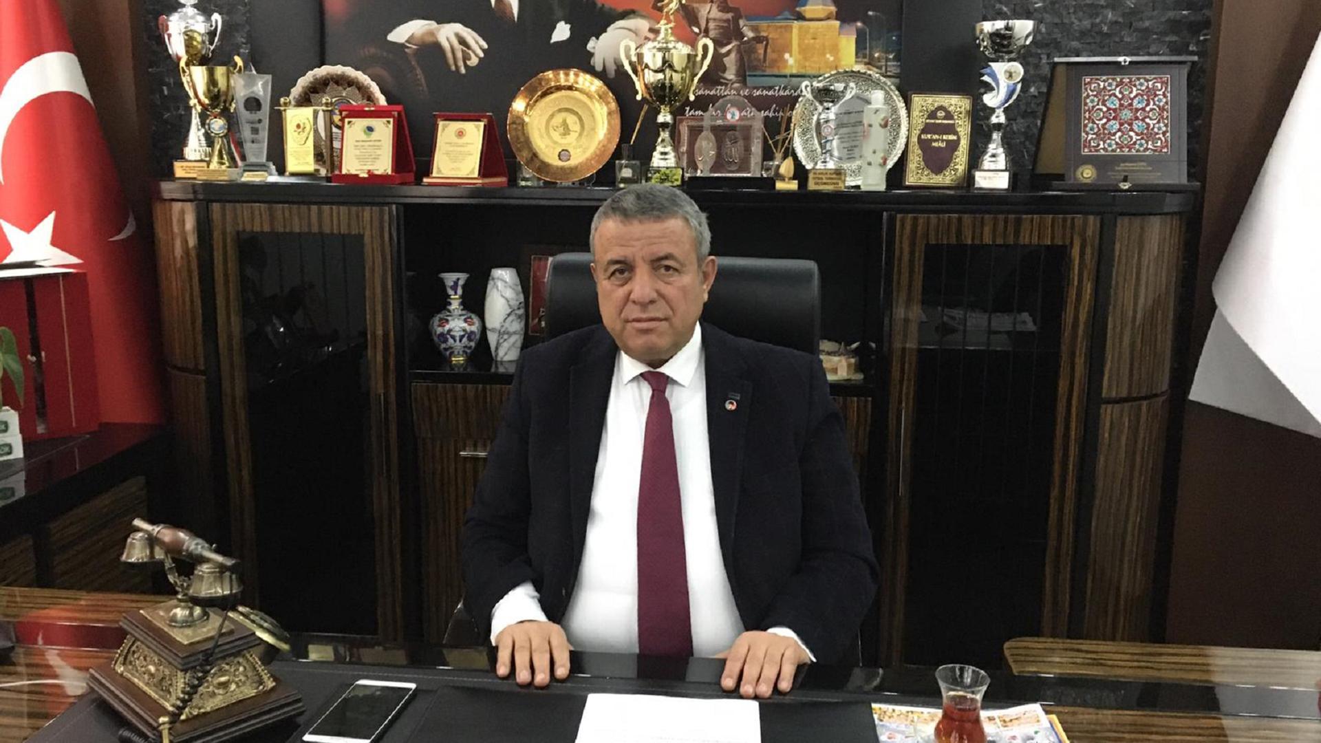 KESOB Başkanı Bahamettin Öztürk: